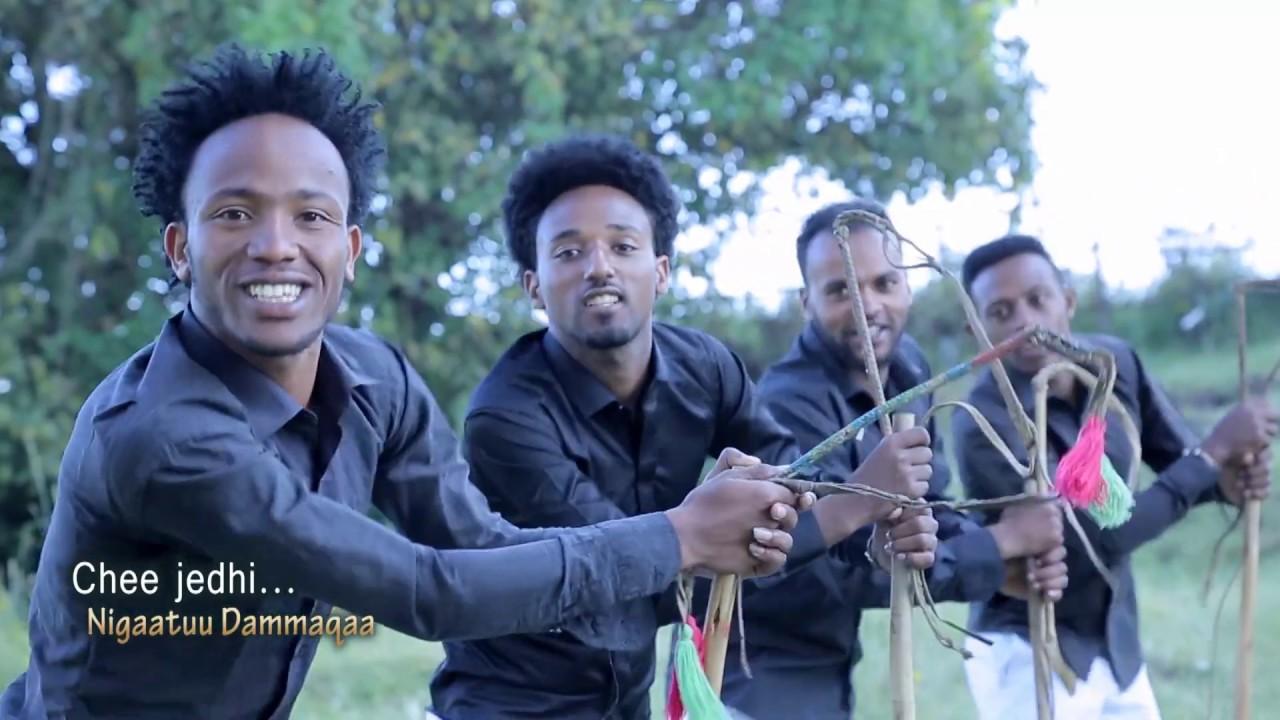 Ethiopian Music : Nigaatuu Dammaqaa (Chee Jedhi) - New Ethiopian Music 2019(Official Video)