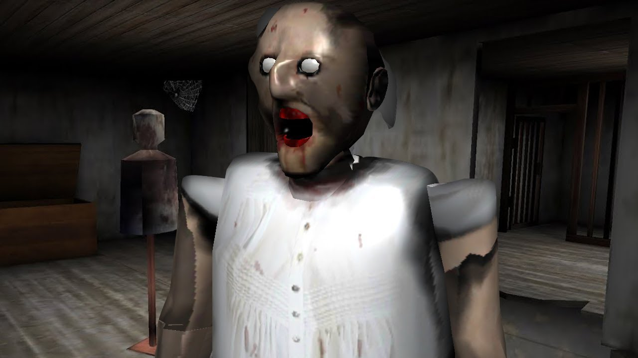 ผีคุณยาย!!! | Roblox Granny Horror