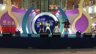 "LISA X CRAZY - ""X ACADEMY TEASER VIDEO #3"", DDU DU DDU DU cover by CUPCAKE"