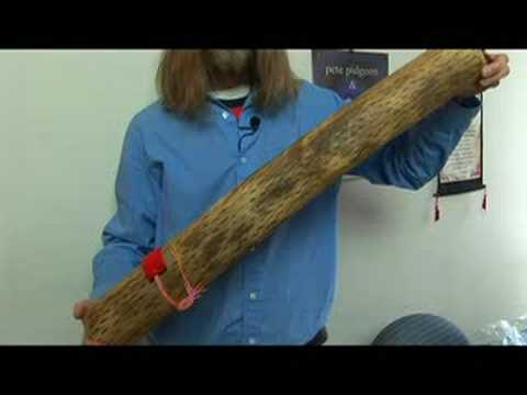 Types of Percussion Instruments : Percussion Instruments: Rain Stick