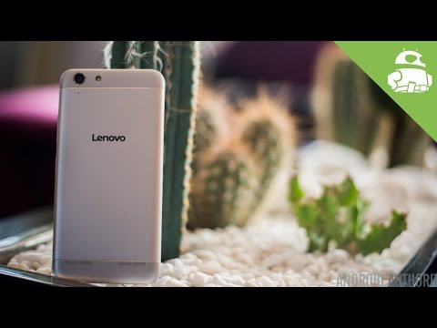 Lenovo Vibe K5 and Vibe K5 Plus hands on