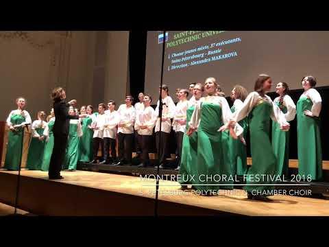 Saint-Petersburg Peter The Great Polytechnic University Chamber Choir