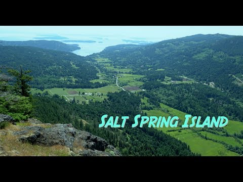 Where You Live: Salt Spring Island