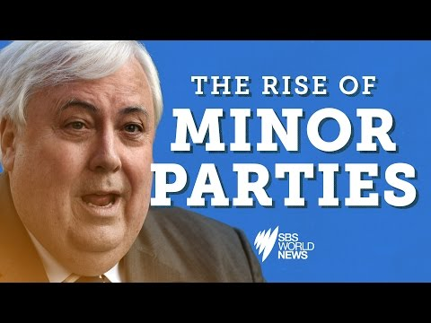 Politics 101: The Rise of Minor Parties