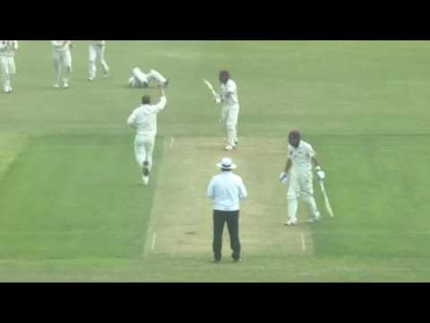 A collection of Lockie Ferguson's domestic wickets