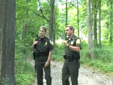 Conservation officer fish and game wardens career for Kentucky fish and game