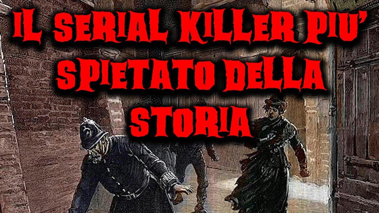 Il serial killer più spietato della storia - Racconti Horror 261