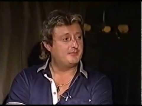 Eric Bristow Interview on Phil Taylor - 1990 BDO British Masters