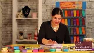 ролик-мастер класс по лепке из полимерной глины