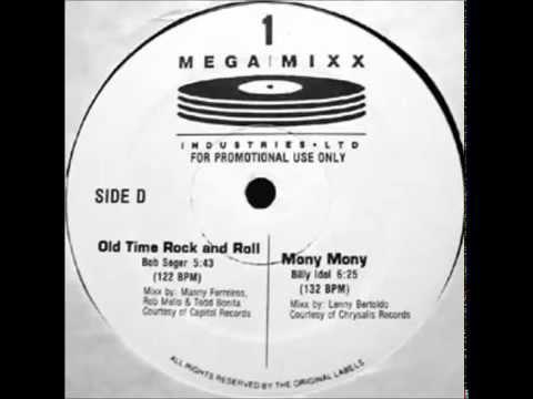 Bob Seger - Old Time Rock and Roll, Mega-Mixx Classics remix