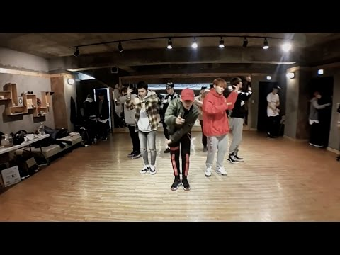 Block B (블락비) - Toy Dance Practice (Mirrored)