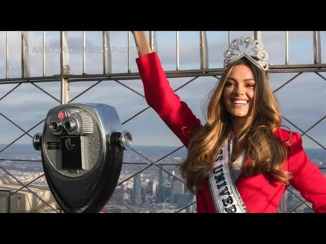 DOT: Miss Universe 2017, 14 other beauty queens to visit PH