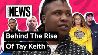 How Tay Keith Became The Producer Behind Beyonce, Drake and Travis Scott  | Genius News