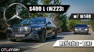 Mercedes-Benz S400 d Long | TEST | Otopark.com