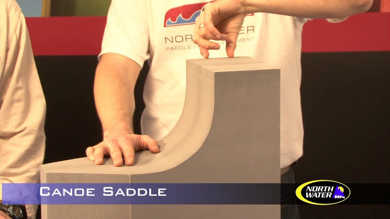 Nw Canoe Saddle Youtube
