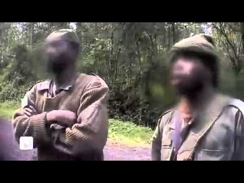 Nord Kivu I soldati dimenticati di Kinshasa Géopolis.flv