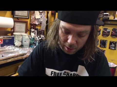 NERF THUNDERDOME Tattoo Real Talk - Evan B - MTB Ryan - Jack - Chappy