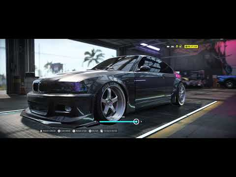 Need For Speed Heat PC Gameplay- BMW M3 06' 1440p 60FPS