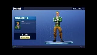 NEW SKIN BONACHON IN FORTNITE BATTLE ROYALE... NEW STORE DAY 22 DECEMBER...