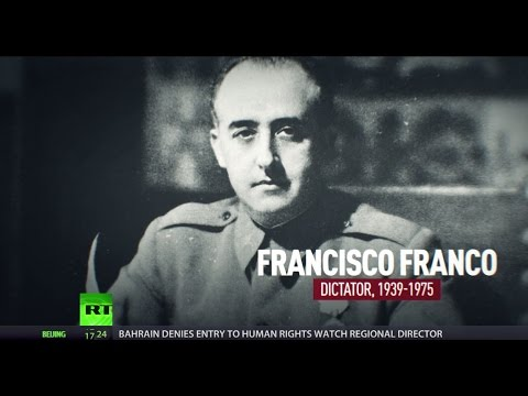 Valley of Fallen: Spanish lawmakers vote to exhume Franco's remains