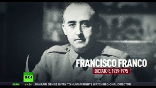 Valley of Fallen  Spanish lawmakers vote to exhume Franco's remains