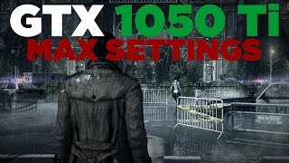 The Evil Within | i5 2500 | GTX 1050 Ti | Max Settings | 1080p | 60 FPS