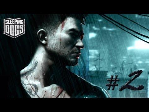 Смотреть прохождение игры Sleeping Dogs. Nightmare in Northpoint DLC. #2 - Призраки прошлого.