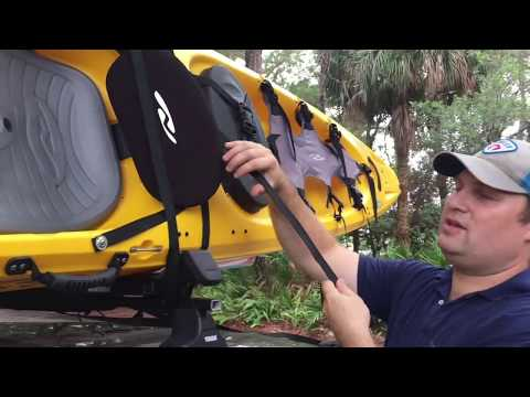 How To Tie Down Your Kayak Or SUP To Your Roof Rack