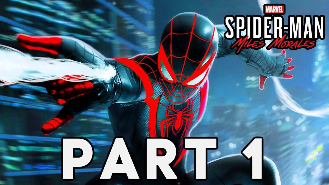 Marvel's Spider-Man: Miles Morales - Gameplay Walkthrough PART 1 - (Spiderman PS4)