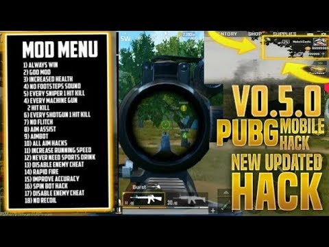 How To Hack Pubg Mobile 12 5 With Mod Apk Pubg Latest Hack