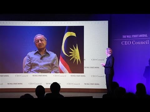 An Exclusive Conversation With Malaysia's New Prime Minister