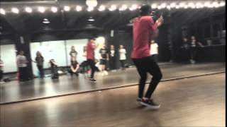 Bubba Sparxx   Heat it Up Choreography Studio wmv