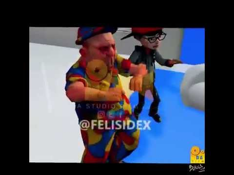 FELISIDEX COMEDY CARTOON (shupe dance...