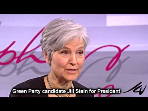 Jill Stein for President 2016 -  Green Party -  YouTube