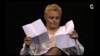 Muriel Robin - La Lettre