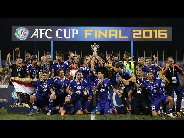 AFC Cup Final Flashback: Air Force Club v JSW Bengaluru (2016 ...