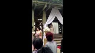 The prayer cover by Joanna sang at the wedding Thumbnail