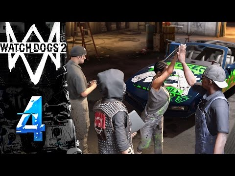Watch Dogs 2 (ITA)-4- Un'Auto non Troppo Smart