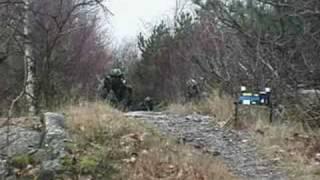 GAMER Manpack - Military Instrumented Training