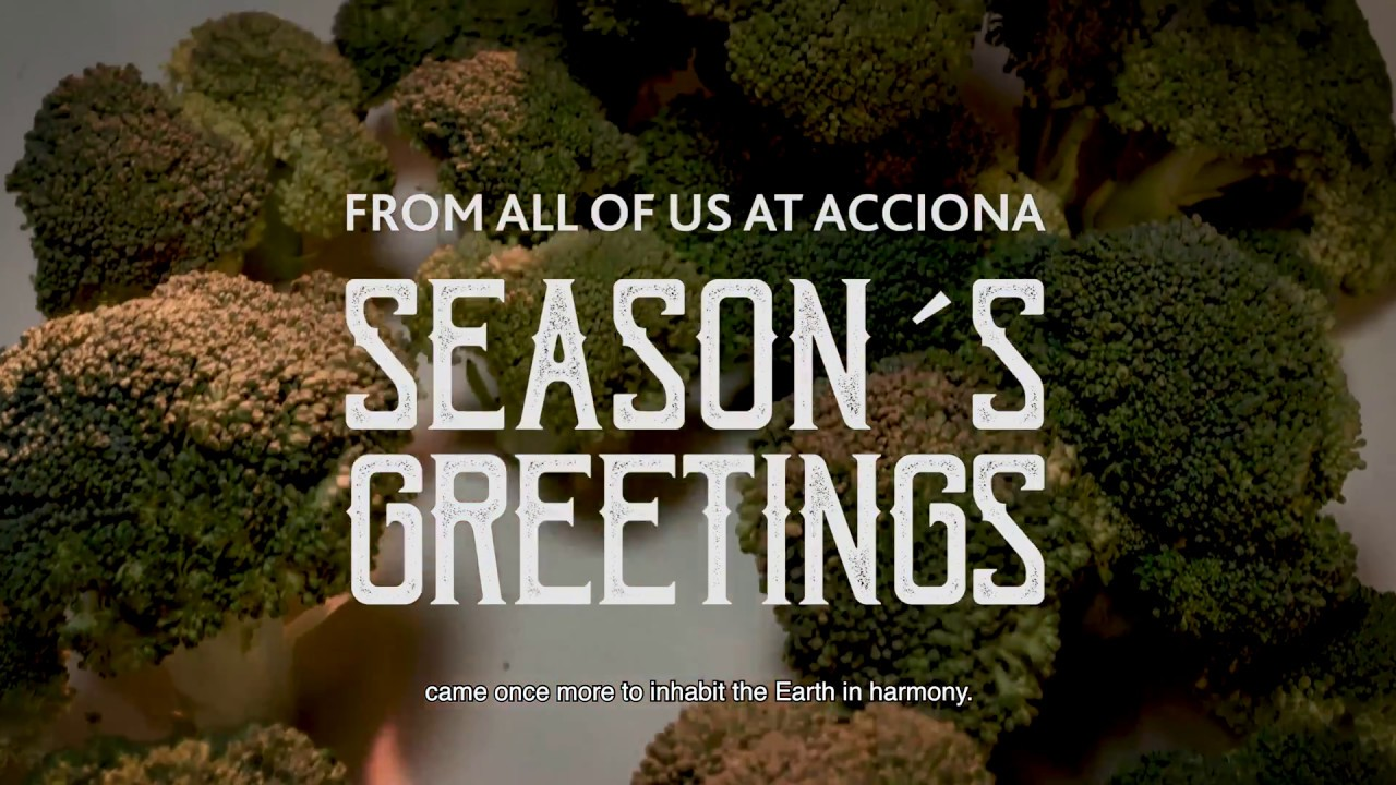 A tale for a better planet | ACCIONA