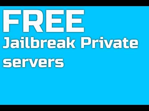 FREE JAILBREAK VIP SERVERS {WORKING}