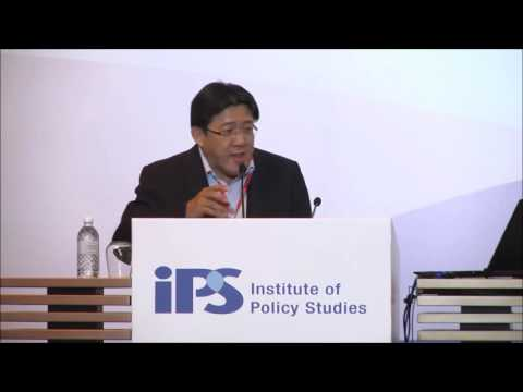 IPS-CFE Conference On The Future Economy Of Singapore: PANEL I- Industries of the Future