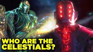 ETERNALS: Celestials Origins EXPLAINED!