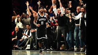 Kyrie Irving Hits Game-Winner vs. Knicks   CLUTCH Performance