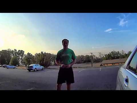 Towson bicycle ride to Retro Fitness, Timonium, MD