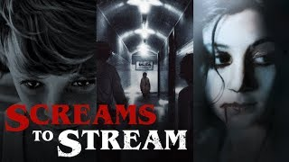 Screams to Stream - Foreign Horror Movies