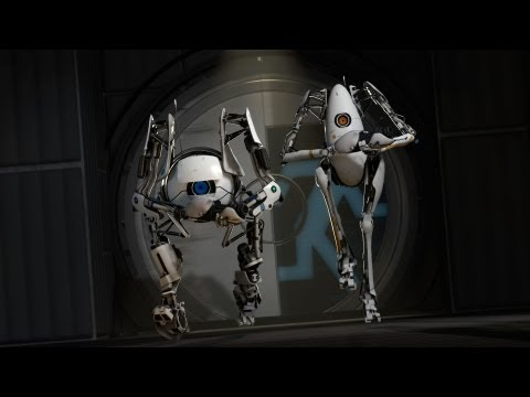 Portal 2 - Cooperativo con Haya - Fase 1 (HD 720p)