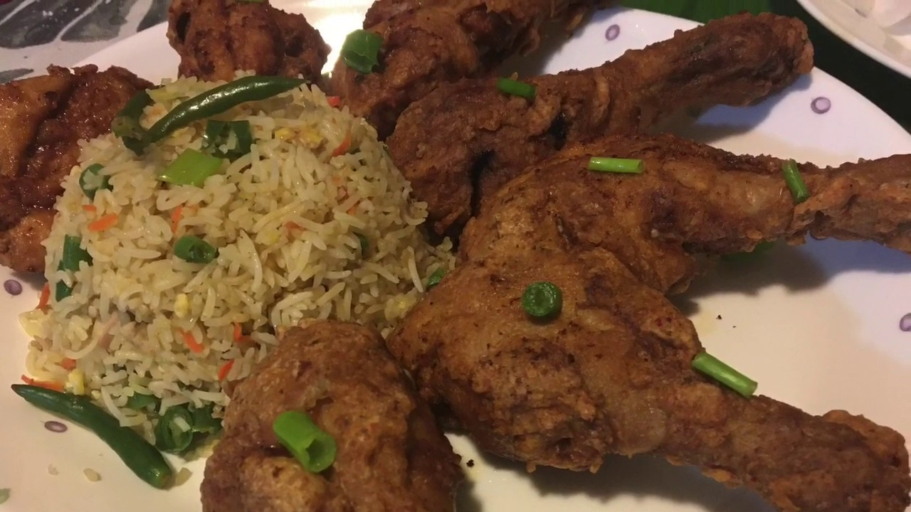 Fried chicken recipe/ easy fried chicken recipe Bangladeshi Chinese restaurant style in Bangla