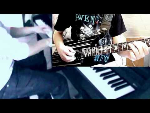 Avenged Sevenfold - Warmness on the Soul (Piano Guitar cover)