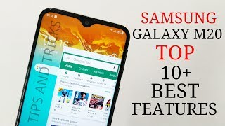 Samsung Galaxy M20 Tips And Tricks | Top 10+ Best Features of Galaxy M20